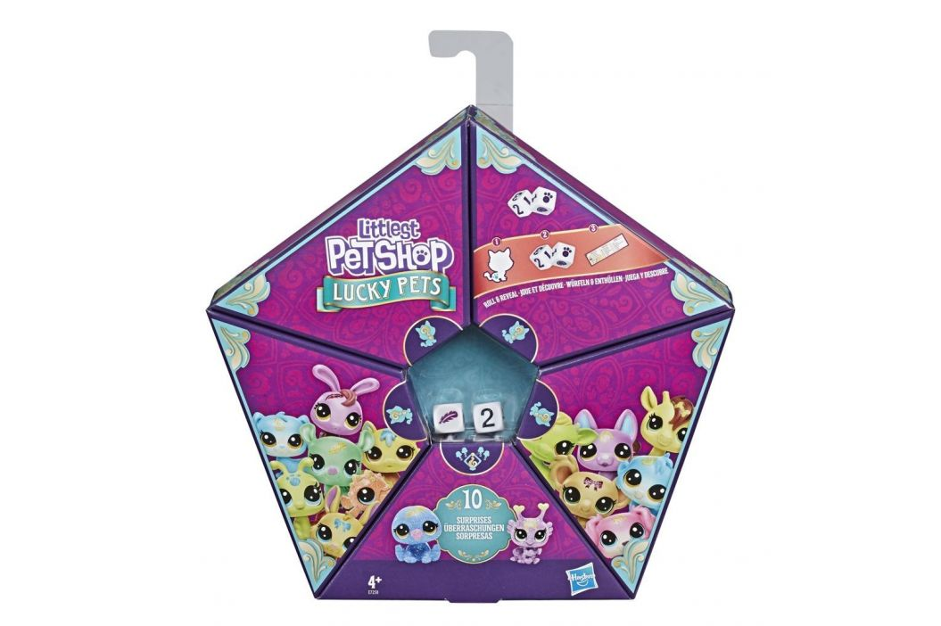 Littlest Pet Shop Hasbro Littlest Pet Shop Magická zvířátka multibalení