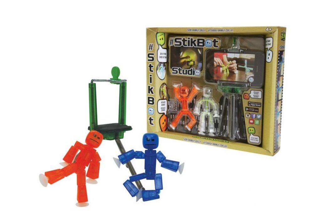 EPline StikBot sada 2 figurky a stativ
