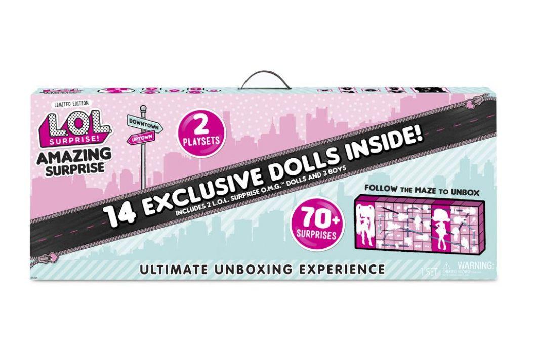 Alltoys MGA L.O.L. Surprise Box plný překvapení