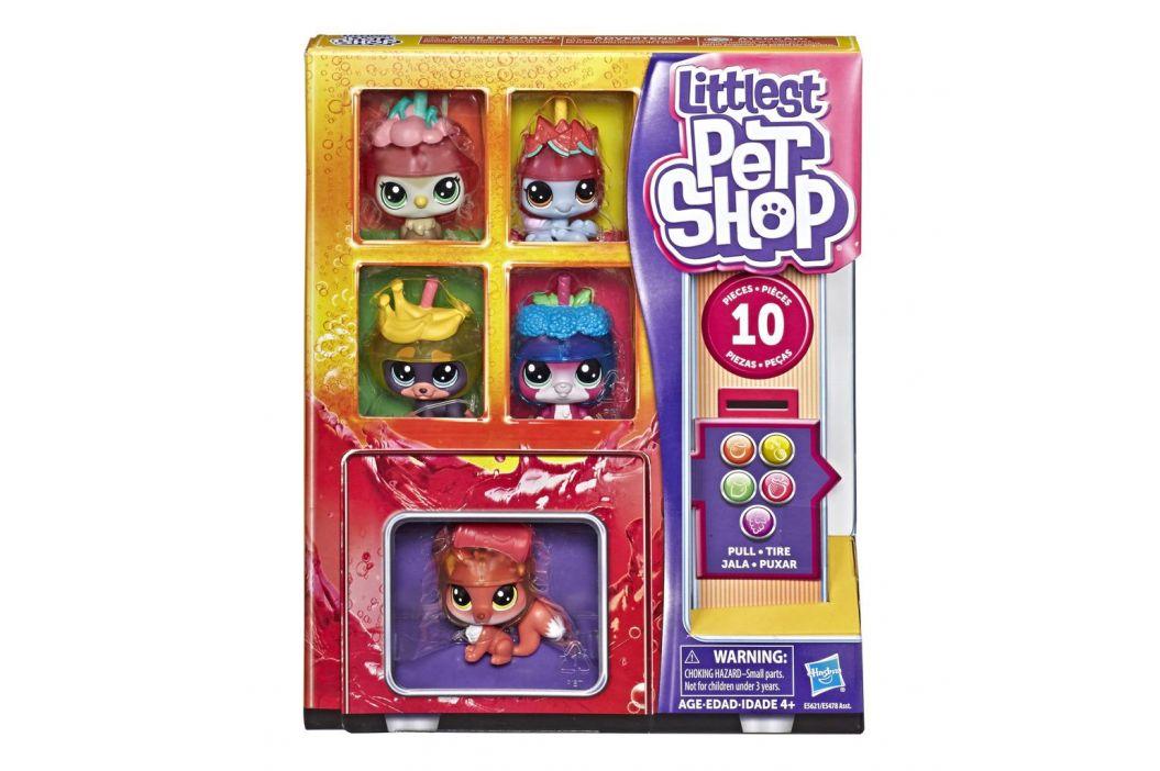 Littlest Pet Shop Hasbro Littlest Pet Shop Set Automat na zvířátka oranžový
