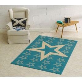 Hanse Home Dětský koberec Hvězdy, 140x200 cm - modrý