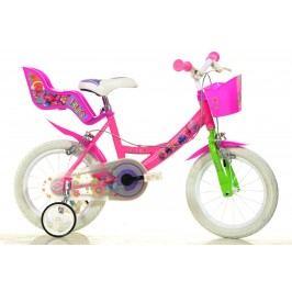 Dino Bikes Dívčí kolo Trollové 14