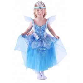 Rappa Karnevalový kostým mořská princezna, vel. S (110-116)