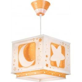 Dalber Dětské závěsné svítidlo Moon Orange EOL