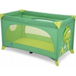 Chicco Cestovní postýlka Easy Sleep 15 green jam