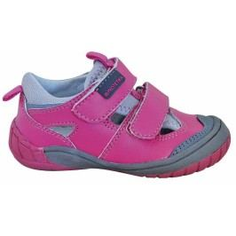 Protetika Dívčí boty Gars - růžové