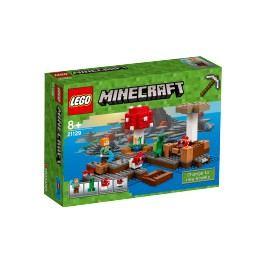 LEGO® Minecraft™ 21129 Ostrov hub