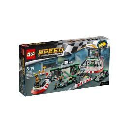 LEGO® Speed Champions 75883 MERCEDES AMG PETRONAS Formula One™ Team