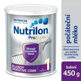 Nutrilon kojenecké mléko 1 Allergy Digestive Care 450g