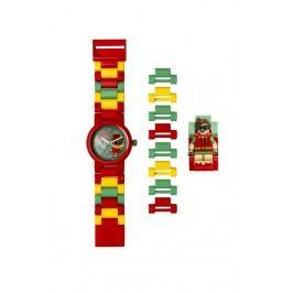 LEGO® Watch & Clock Dětské hodinky Batman Movie Robin - fialové