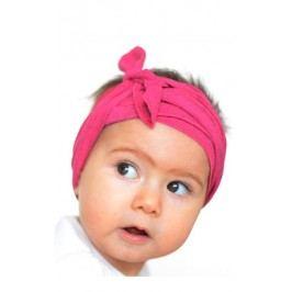 Lamama Dívčí čelenka - růžová