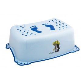 G-mini Stupátko Krtek a paraplíčko, modré