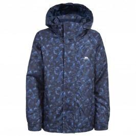 Trespass Chlapecká maskáčová bunda Bruce - modrá