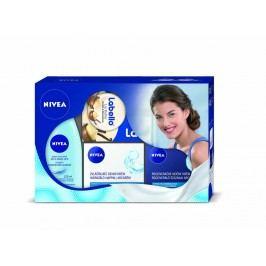 NIVEA Dámská dárková kazeta  Face Blue