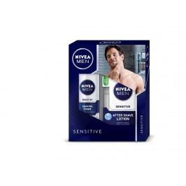 Nivea Men Pánská dárková kazeta Shaving Sensitive