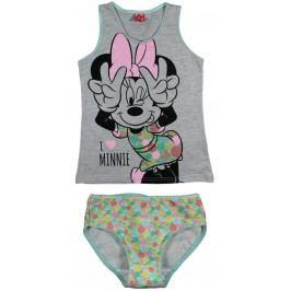 E plus M Dívčí set Minnie - barevný