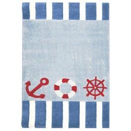 Happy Rugs Dětský koberec s námořnickým motivem, 120x180 cm