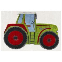 Happy Rugs Dětský koberec traktor, 120x180 cm