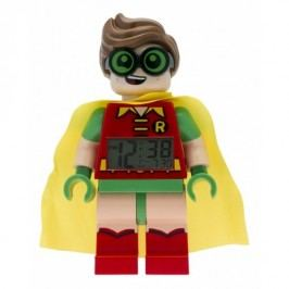 LEGO® Watch & Clock LEGO® BATMAN MOVIE Robin - hodiny s budíkem