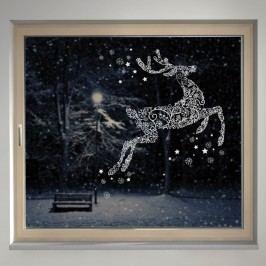 Housedecor Samolepka na sklo Art sob