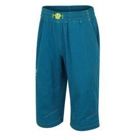 Hannah Dětské 3/4 kalhoty Ruffy - modré