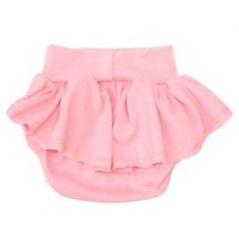 Lamama Dívčí kalhotky na plenu - světle růžové