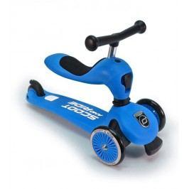 Scoot & Ride Odrážedlo/koloběžka Highwaykick 1, modré