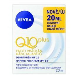 NIVEA Denní krém proti vráskám Q10 mini 20ml