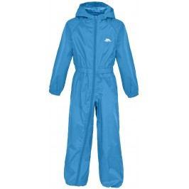 Trespass Chlapecká nepromokavá kombinéza Button - modrá