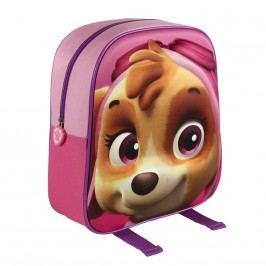 Disney Brand Dětský batůžek Tlapková patrola, růžový