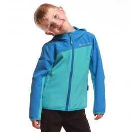 ALPINE PRO Chlapecká bunda Brennibo - modrá