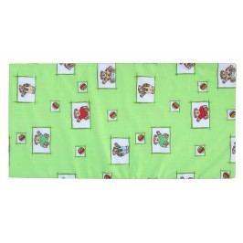 Cosing Dětská molitanová matrace Medvídek, 120x60 - zelená