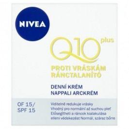 NIVEA Denní krém proti vráskám Q10 50 ml