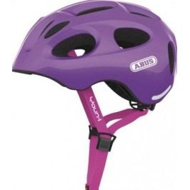 Abus Helma Youn-I sparkling purple, velikost S
