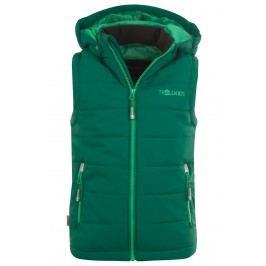 Trollkids Chlapecká vesta Narvik - zelená