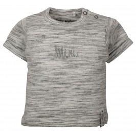Dirkje Chlapecké tričko Mini - šedé
