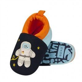 SOXO® Chlapecké capáčky s kosmonautem a raketou - barevné