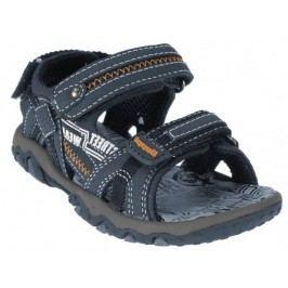 Beppi Chlapecké sandály - šedé