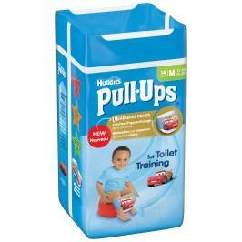 Huggies Pull Ups učící kalhotky pro kluky, 11-18kg, 14ks