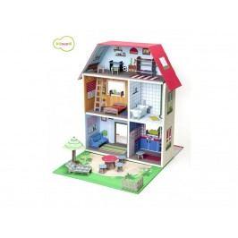 KROOOM Hrací set - městský dům Murielle