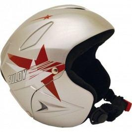 Sulov Lyžařská helma Ranger, stříbrná - velikost S