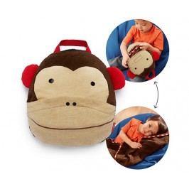 SKIP HOP Cestovní deka - Zoo opička