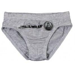 E plus M Chlapecké slipy Star Wars - šedé