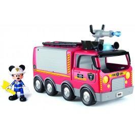 Mikro hračky Mickey Mouse hasičské vozidlo 24 cm
