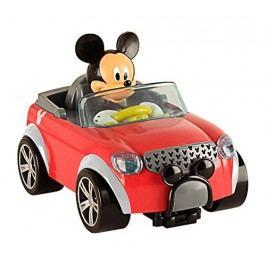Mikro hračky Mickey Mouse R/C cabriolet 16 cm