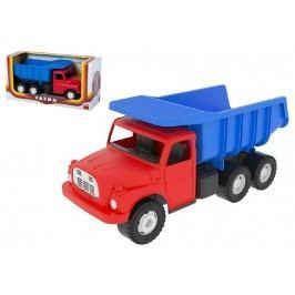 Dino Auto Tatra 148 plast 30 cm červeno - modrý sklápěč