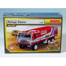 Vista Stavebnice Monti 10 Rallye Dakar Tatra 815 1:48