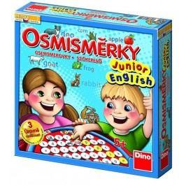 Dino Osmisměrky Junior English