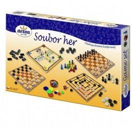 Detoa Soubor her 7