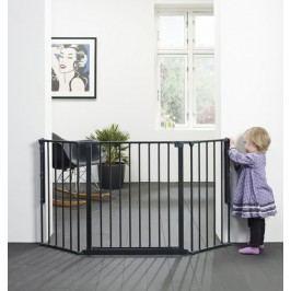 Baby Dan Prostorová zábrana Flex M, 90-140 cm - černá